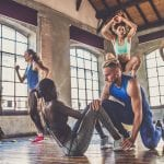 4 Benefits of Joining Group Fitness Classes